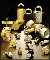 Image of many locks offerd at Locksmith New Jersy NJ Locksmith